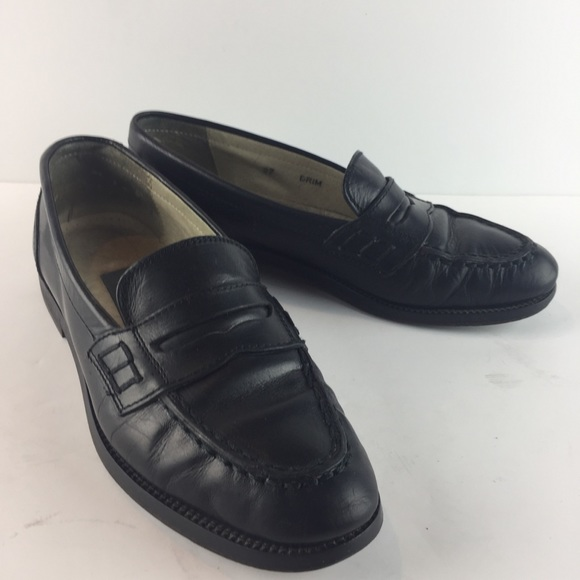 Bally Brim Penny Loafer Kids Shoes Size